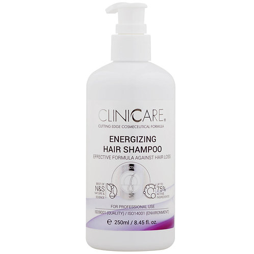 CLINICCARE Energizing Hair Shampoo 250ml