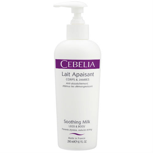 Cebelia Soothing Milk (Body & Legs) 290ml