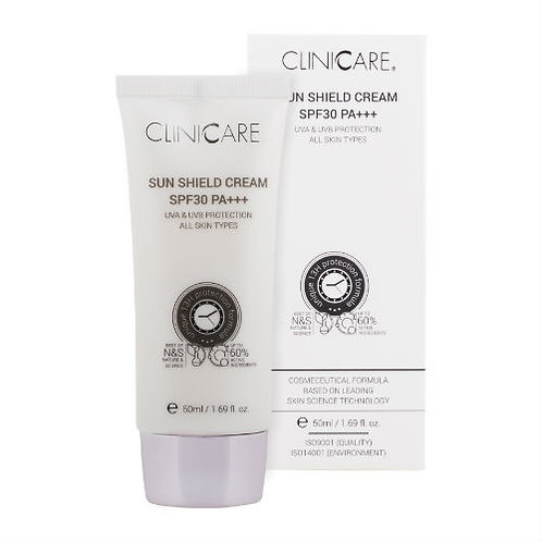 CLINICCARE Sun Shield Cream SPF30+ 50ml