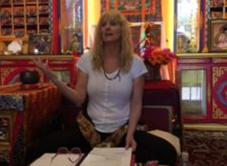 Mahayana Mindfulness with Kendall Magnussen
