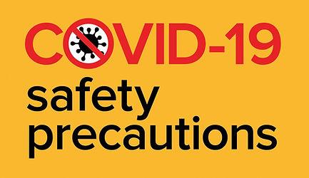 COVID Safety Precautions at the Fig Tree Retro Studio