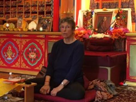 Meditation and Yoga with Martha Tack