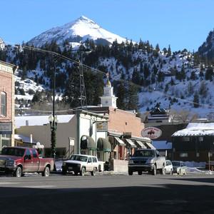 Main Street Ouray Colorado