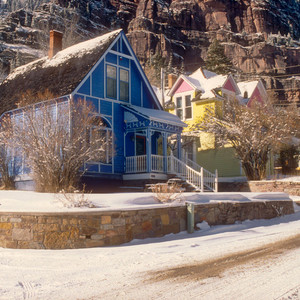 Typical Ouray House