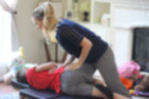 children and babies benefit from chiropractic