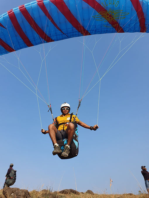 Paragliding Mantra About Us