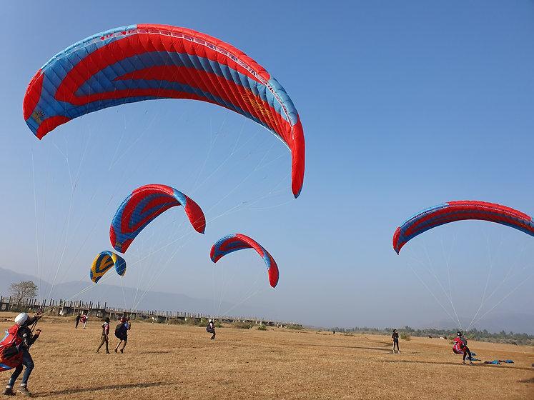 Paragliding Mantra Course List