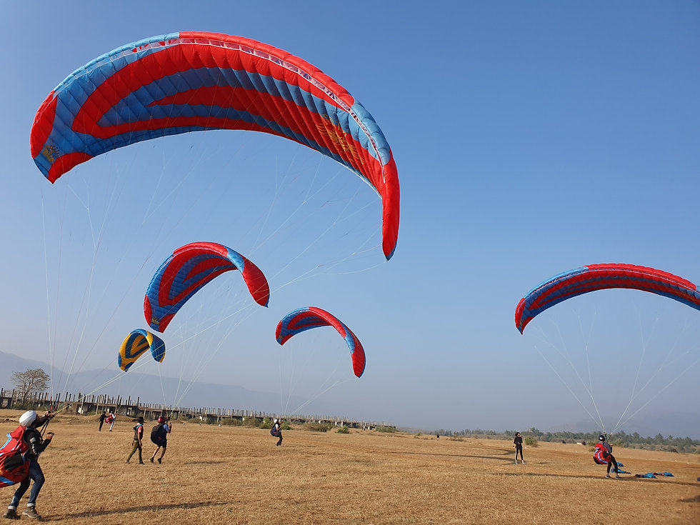 Paragliding Mantra Beginner Course (P1)