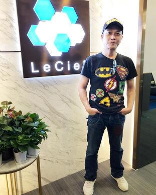 Leciel Medical Chin Siu Ho Sharing