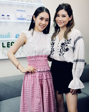 Leciel Medical Fiona & Lydia Tong Sharing