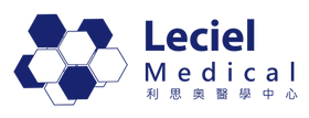 Leciel Medical main color logo
