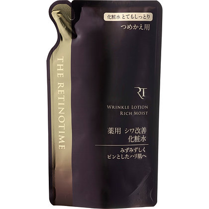 THE RETINOTIME 緊緻賦活高保濕化妝水 補充包 RM 150ml