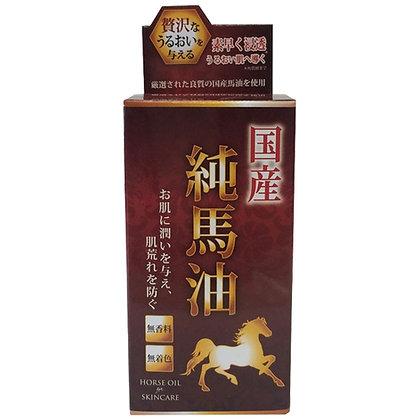 MK 涉谷油脂 日本產純馬油 70g