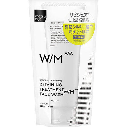WOMAN METHOD AAA修護潔面乳 120g