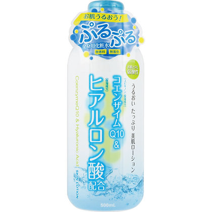 MK 滋養化妝水 玻尿酸+Q10 500ml