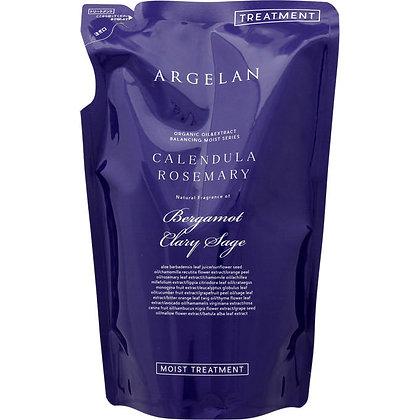 ARGELAN 平衡保濕植萃無矽靈潤髮乳 補充包 400ml