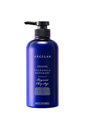 ARGELAN 平衡保濕植萃無矽靈潤髮乳 500ml