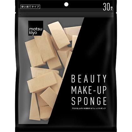MK 彩妝高手化妝海綿 三角形 30入