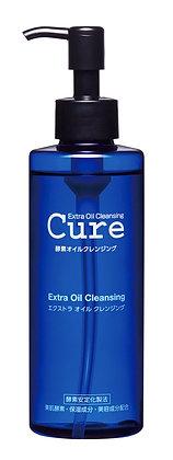 Cure 酵素植萃保濕潔顏油 200ml