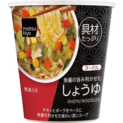 MK 醬油杯麵