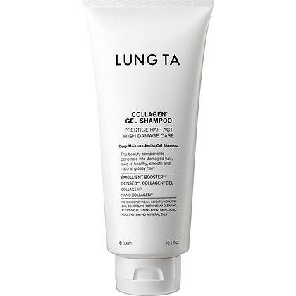 LUNG TA 深層保濕胺基酸洗髮露 300ml