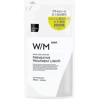 WOMAN METHOD AAA 高濃度導入保濕凝露 補充包 180ml