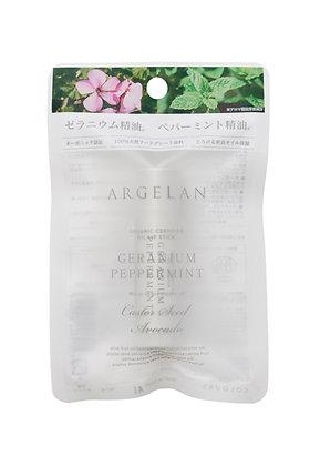 ARGELAN 草本保濕植萃潤唇膏 天竺葵薄荷 4g