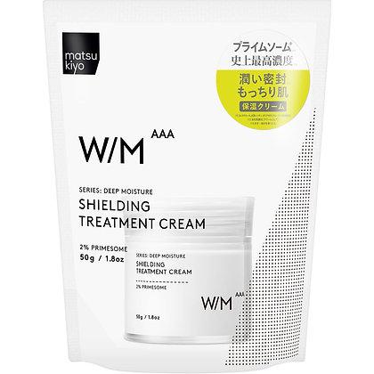 WOMAN METHOD AAA 高濃度導入保濕乳霜 50g