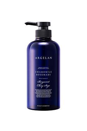 ARGELAN 平衡保濕植萃無矽靈洗髮精 500ml