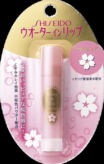 SHISEIDO 水潤櫻花護唇膏 3.5g 粉色