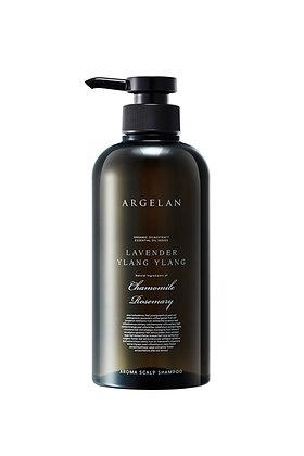 ARGELAN 香氛植萃無矽靈柔順洗髮精 500ml