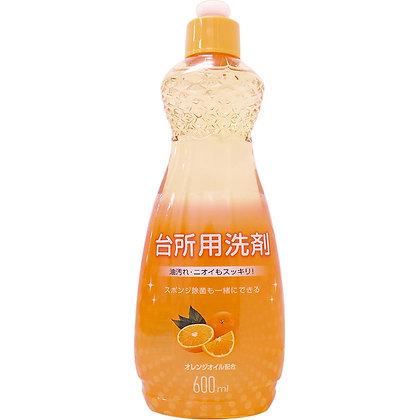 MK 廚房用清潔劑 柑橘香 600ml