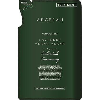 ARGELAN 香氛植萃無矽靈柔順潤髮乳 補充包 400ml