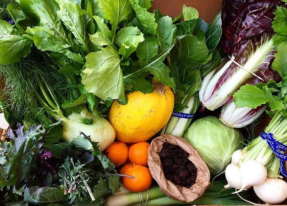 Organic Farm Box for Four