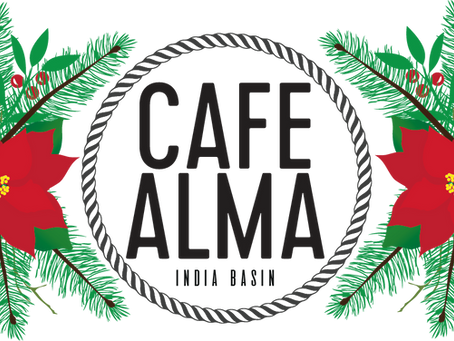 Celebrate the Season at Cafe Alma's Holiday Soiree and Pop-Up Shop