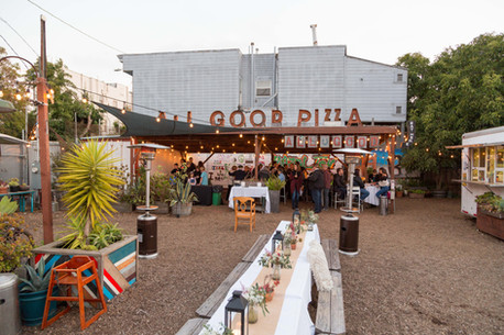 Private Events at All Good Pizza