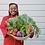 Thumbnail: Organic Farm Box for Four