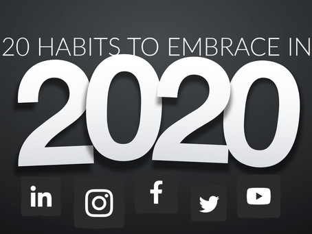 20 Healthy Social Media Habits to Embrace for a Better Relationship with it