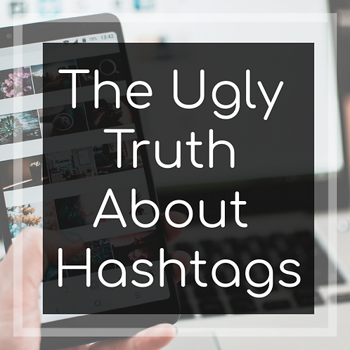 Hashtag Strategy Worksheets