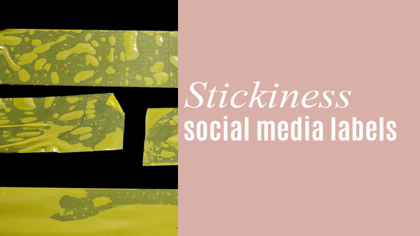 The Stickiness of Social Media Labels: What Likes Say About You