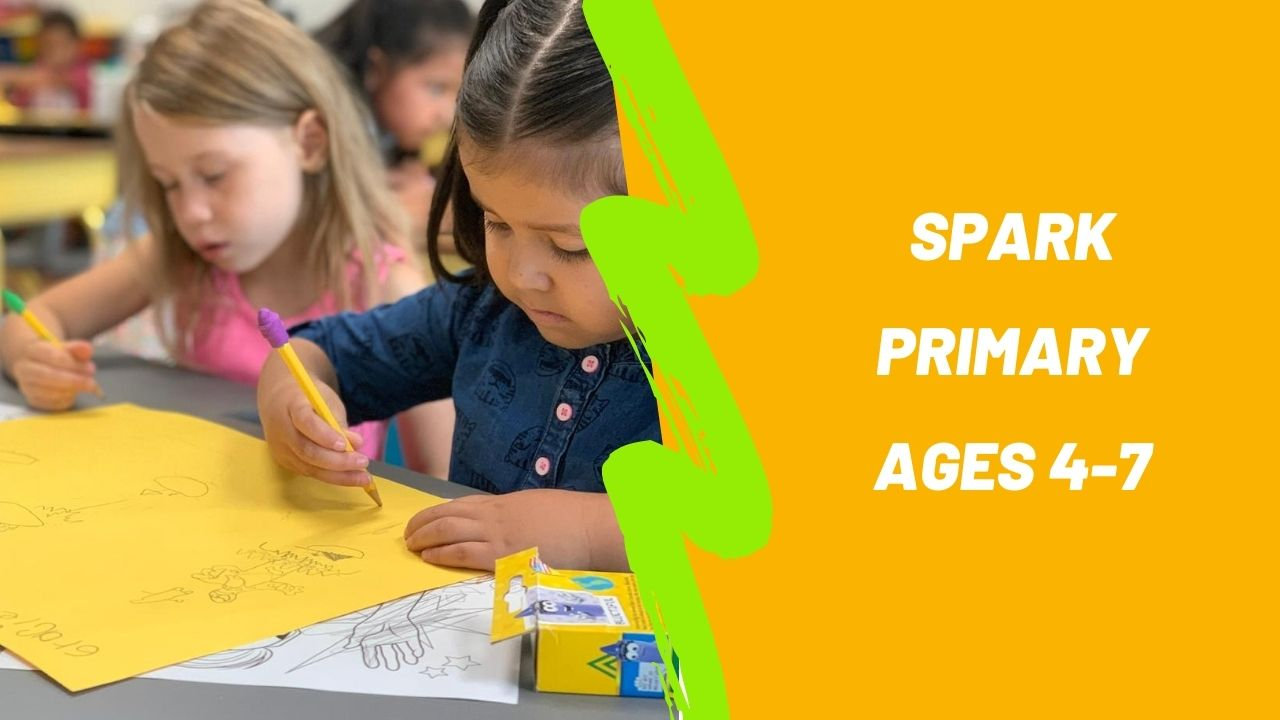 Online Only Enrichment Class- Primary