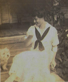 Meet Vera Stubbs, Beaufort Woman's Club President 1933