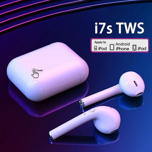 I7s TWS Wireless Headphones Bluetooth Earphone Air Earbuds Sport Handsfree