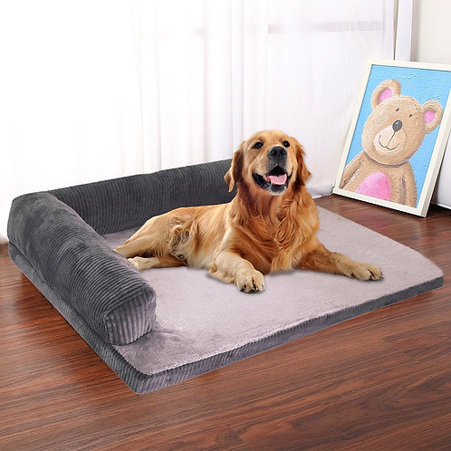 Dog Bed Soft Pet Cat Dog Sofa Beds Big Dog Kennel Cushion Mat Puppy Germ