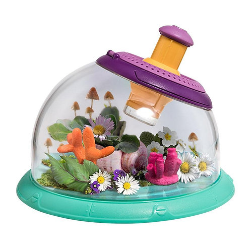 Multifunctional Biological Observation Barrel Small Fish Tank Transparent Insect