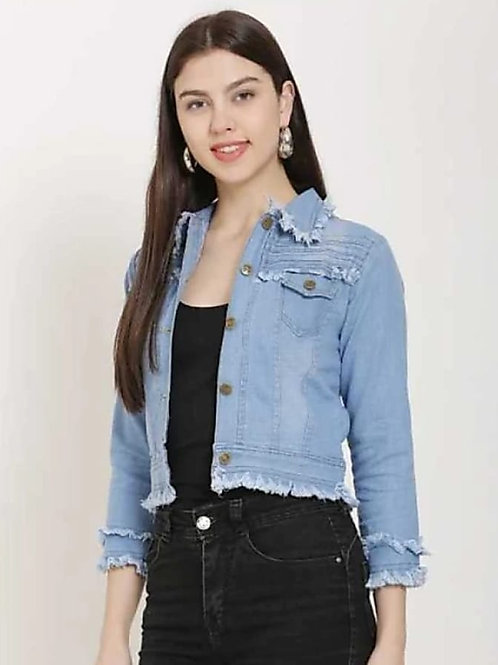 Beautiful denim jackets *Fabric - denim*