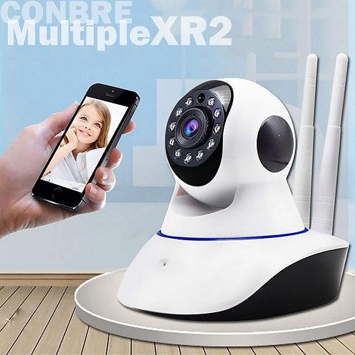 MultipleXR2 V380 Pro HD Smart Wireless CCTV Security Camera | Night Vision | 2-W