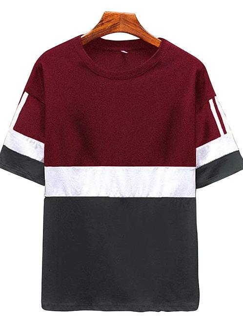 EYEBOGLER Cool Hip hop Casual wear Oversize Men's T-Shirt