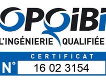 Obtention de la qualification OPQIBI