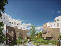 Construction de logements à énergie positive